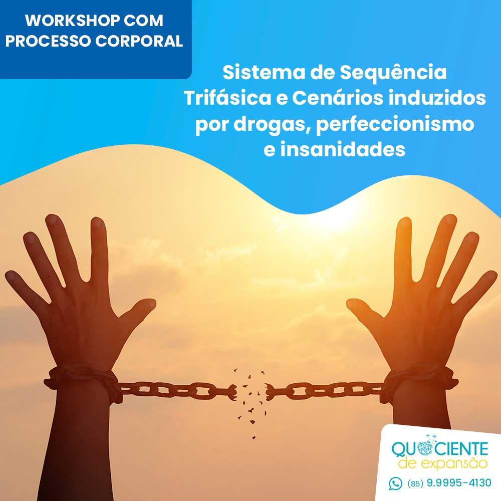 Workshop Sequencia Trifásica - Recife